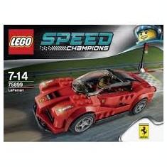 LEGO® LEGO® Speed Champions La Ferrari 75899
