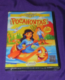 DVD FILM DESENE ANIMATE - POCAHONTAS DUBLAT IN ROMANA