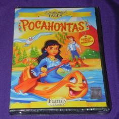 DVD FILM DESENE ANIMATE - POCAHONTAS DUBLAT IN ROMANA - Film Colectie