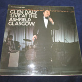 glen daly - live at the ashfield glasgow _ vinyl,LP,uk