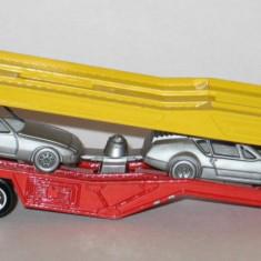 Majorette - Trailer auto - Macheta auto Alta