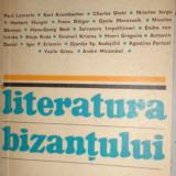 LITERATURA BIZANTULUI ( STUDII ) AN 1971/466PAG