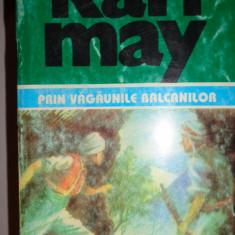 KARL MAY = OPERE VOL.36 = PRIN VAGAUNILE BALCANILOR