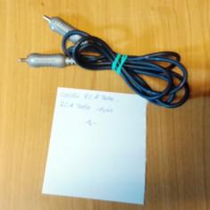 Cablu 1RCA Tata - 1RCA Tata 1m - Cablu Camera Video