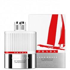 Prada Luna Rossa 34th America's Cup Limited Edition EDT 100 ml pentru barbati - Parfum barbati Prada, Apa de toaleta
