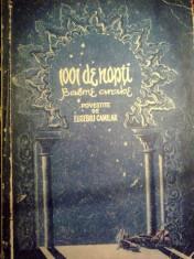 """Eusebiu Camilar - 1001 de nopti vol. II """"5831"""" foto"""