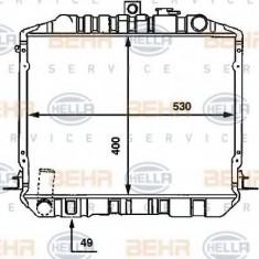 Radiator, racire motor TOYOTA HIACE II Wagon 2.0 - HELLA 8MK 376 707-601 - Radiator racire LuK
