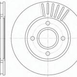 Disc frana FORD GRANADA I 2.9 i - ROADHOUSE 6211.10