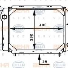 Radiator, racire motor RENAULT ALLIANCE 1.4 - HELLA 8MK 376 716-201 - Radiator racire LuK