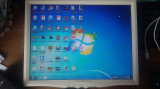 MONITOR TFT LCD  15 ,  AQUILA -15 . MADE IN TAIWAN , FUNCTIONEAZA ., 15 inch, 1024 x 768