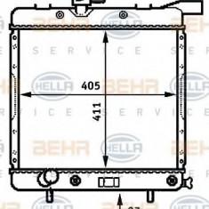 Radiator, racire motor CHRYSLER VOYAGER II 3.0 i - HELLA 8MK 376 707-611 - Radiator racire LuK