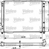 Radiator, racire motor ALFA ROMEO 166 limuzina 2.4 JTD - VALEO 731278
