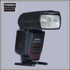 Blitz Yongnuo YN560 IV wireless compatibil Nikon Canon - Blitz dedicat