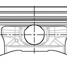 Piston FIAT PANDA 900 - NÜRAL 87-145100-00