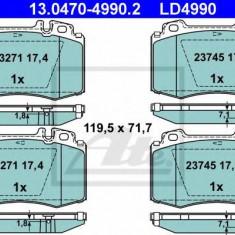 Placute frana REINZ MERCEDES-BENZ C-CLASS T-Model C 220 CDI - ATE 13.0470-4990.2