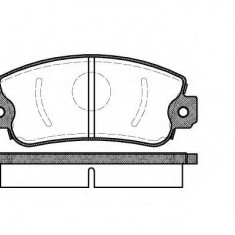 Placute frana Trw FIAT PANDA 750 - ROADHOUSE 2372.02