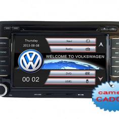 Dvd Gps Auto Navigatie VW Passat B6 B7 CC Golf 5 6 Tiguan Jetta Polo Amarok Eos - Navigatie auto Witson, Volkswagen, GOLF V (1K1) - [2003 - 2009]