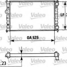 Radiator, racire motor SEAT INCA 1.4 16V - VALEO 730948 - Radiator racire Bosch