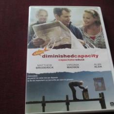 FILM DVD CAPACITATE REDUSA - Film comedie, Romana