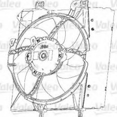 Motor electric, ventilator CITROËN DS3 1.6 THP 150 - VALEO 696238
