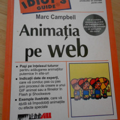 MARC CAMPBELL--ANIMATIA PE WEB