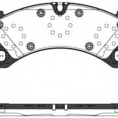 Placute frana Trw PORSCHE CAYENNE 4.8 Turbo - ROADHOUSE 21345.50