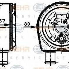 Radiator ulei, ulei motor - HELLA 8MO 376 726-171 - Radiator auto ulei