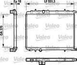 Radiator, racire motor CITROËN XSARA PICASSO 1.6 - VALEO 732887
