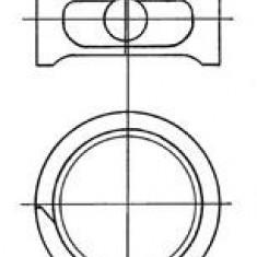 Piston OPEL ASTRA F Cabriolet 1.6 i - KOLBENSCHMIDT 90555623