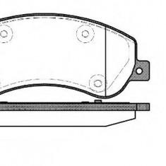 Placute frana Trw VW AMAROK 2.0 TSI - ROADHOUSE 21250.00
