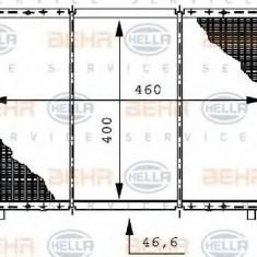 Radiator, racire motor RENAULT CLIO  1.9 D - HELLA 8MK 376 706-371 - Radiator racire LuK