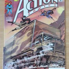 Superman in Action Comics #655 Survival (DC Comics) - Reviste benzi desenate