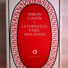 Grigore Ureche – Letopisetul Tarii Moldovei - Roman, Anul publicarii: 1979