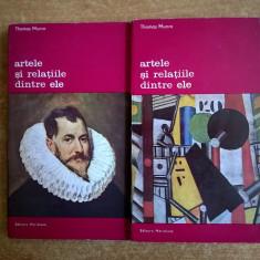 Thomas Munro - Artele si relatiile dintre ele {2 volume}