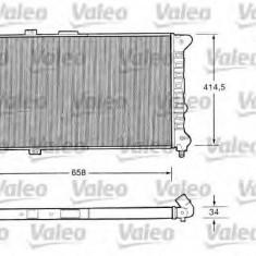 Radiator, racire motor ALFA ROMEO 166 limuzina 2.0 T.Spark - VALEO 732505 - Radiator racire Bosch