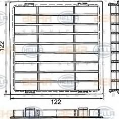 Grila - HELLA 8FZ 351 314-611