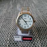 Ceas barbatesc elegant TIMEX Indiglo TW2P81400, nou, cutie, adus din SUA, Quartz, Inox, Data