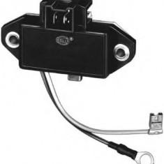 Regulator, alternator - HELLA 5DR 004 246-281 - Intrerupator - Regulator Auto