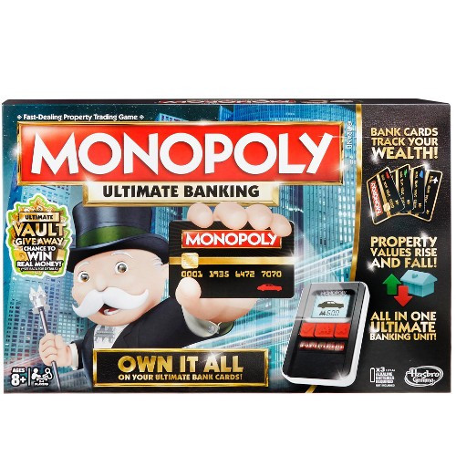 Monopoly Game: Ultimate Banking Edition foto mare