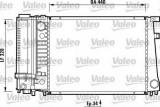 Radiator, racire motor - VALEO 731510