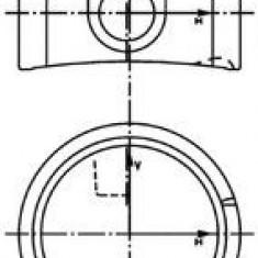 Piston AUDI A3 1.8 T - KOLBENSCHMIDT 99933620