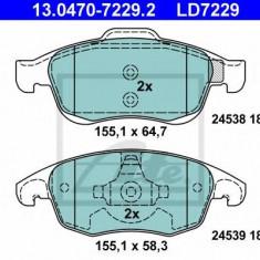 Placute frana REINZ CITROËN C4 II 1.6 VTi 120 - ATE 13.0470-7229.2