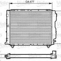 Radiator, racire motor LANCIA DELTA  2.0 HF Integrale - VALEO 730319 - Radiator racire Bosch