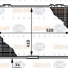 Radiator, racire motor ALFA ROMEO 168 2.5 TD - HELLA 8MK 376 708-411 - Radiator racire LuK