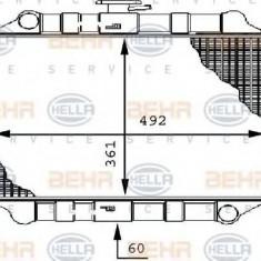 Radiator, racire motor NISSAN TRADE caroserie 2.0 D - HELLA 8MK 376 706-351 - Radiator racire LuK