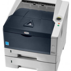 Imprimanta second hand Kyocera FS- 1120D - Imprimanta laser alb negru Kyocera, DPI: 1200, A4, 30-34 ppm
