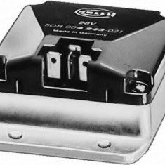 Regulator, alternator - HELLA 5DR 004 243-021 - Intrerupator - Regulator Auto