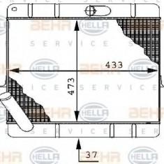 Radiator, racire motor - HELLA 8MK 376 709-181 - Radiator racire LuK