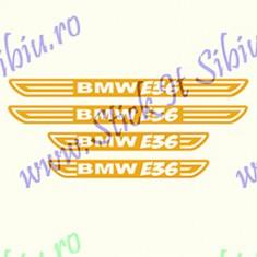 Set Protectii Praguri BMW E36-Model  1_Tuning Auto_Cod: PRAG-034