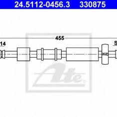 Furtun frana REINZ LANCIA MUSA 1.6 D Multijet - ATE 24.5112-0456.3